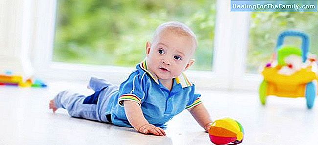 How to stimulate the babies' motor skills