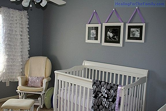 What should be the furniture in the baby's room