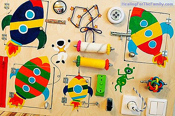 The best games and toys for children from 0 to 2 years