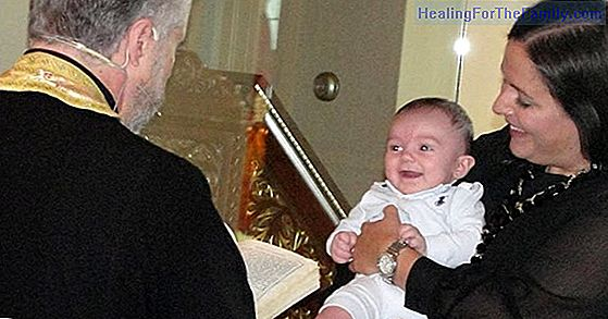 Baptize the baby. How to organize a baptism