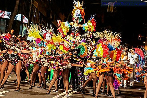 Carnival, Carnival. Song for your son's costume party