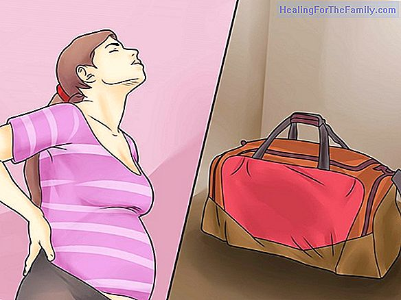 How to recognize labor contractions