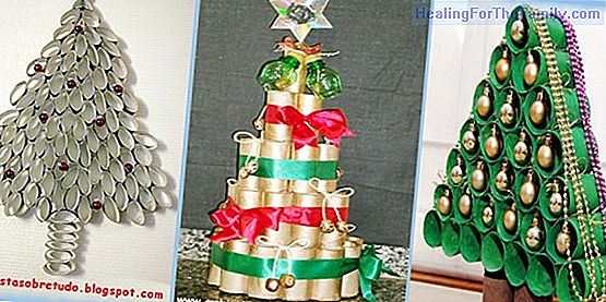 Natural or artificial Christmas tree