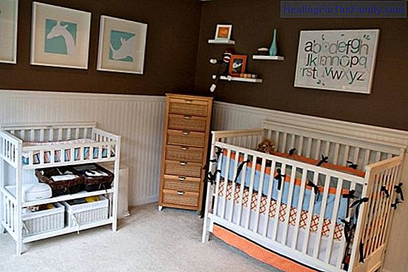 6 Tips to decorate a safe room for the baby
