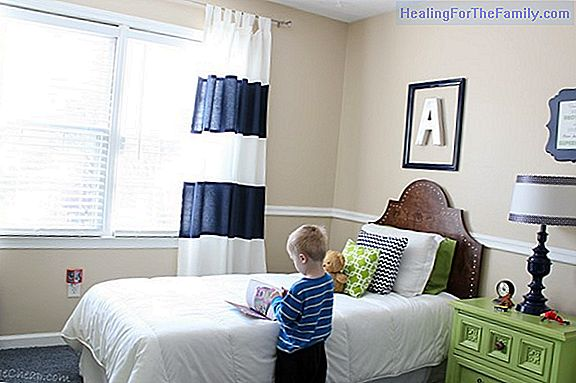 How to decorate a room with twins or twins