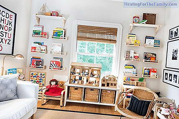 How to make the room of the child a place of fable
