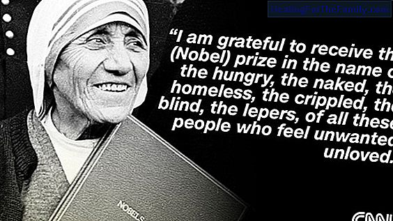 10 Phrases of Mother Teresa of Calcutta for children
