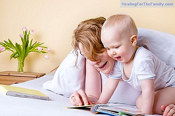 Advantages of reading the child out loud