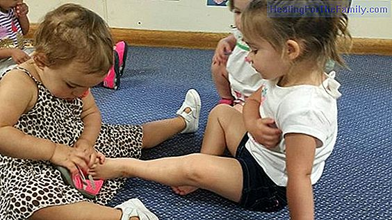 Children and their friends during Early Childhood Education