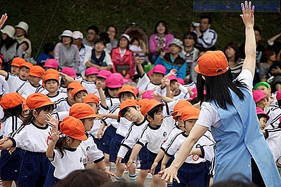 Competition or cooperation among children What is better?