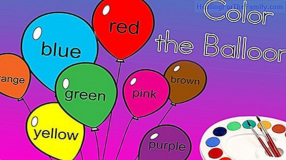 Games for children to learn colors