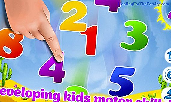 Games for children to learn numbers