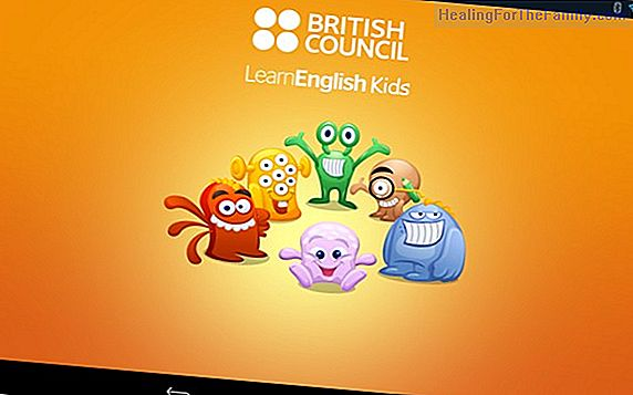 Games in English for children to learn a second language