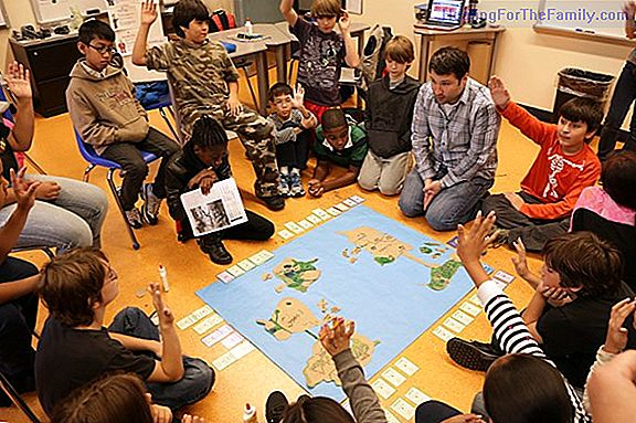 Games to learn with children