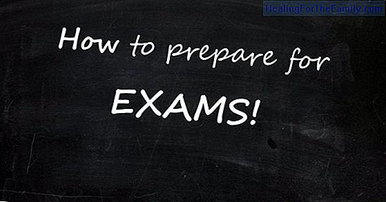 How to help children prepare exams