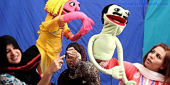 Puppets as an educational resource for children