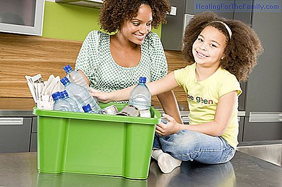 Recycling mistakes that we should not teach children