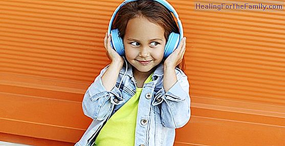 Solutions for the children's ears