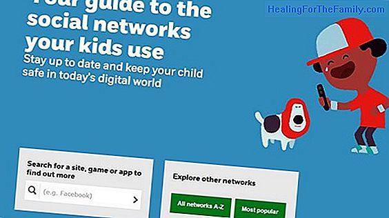 Internet risks and social networks for children