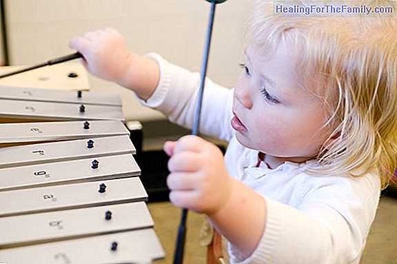 The benefits of songs for children