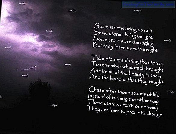 The whys of storms. Children's questions