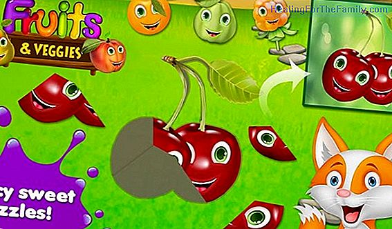 Videos to learn fruits in different languages ​​