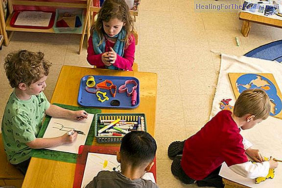 What is the Montessori method in the education of children