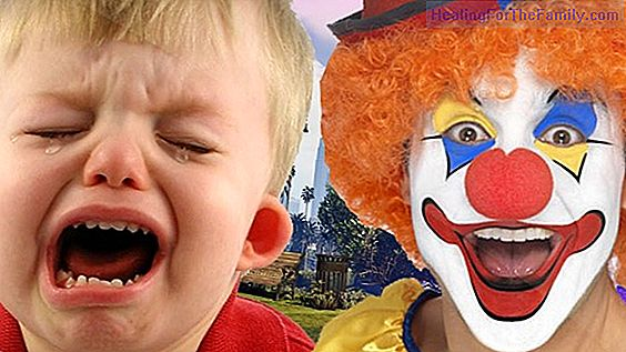 When children are afraid of clowns