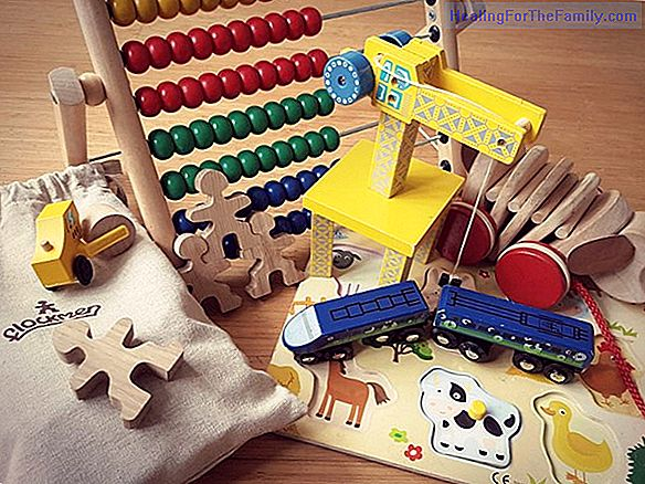 Why buy wooden toys from children