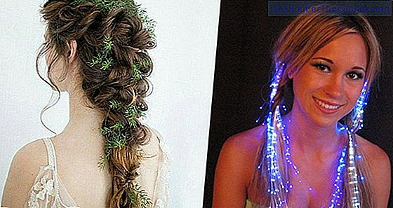 Hairstyle ideas for girls at Christmas