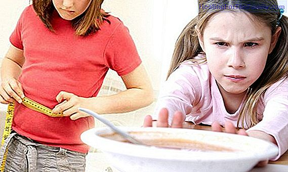 Bulimia nervosa. How it affects children