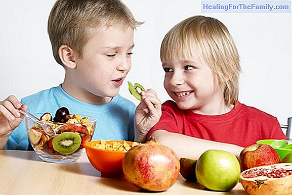 Good eating habits in children