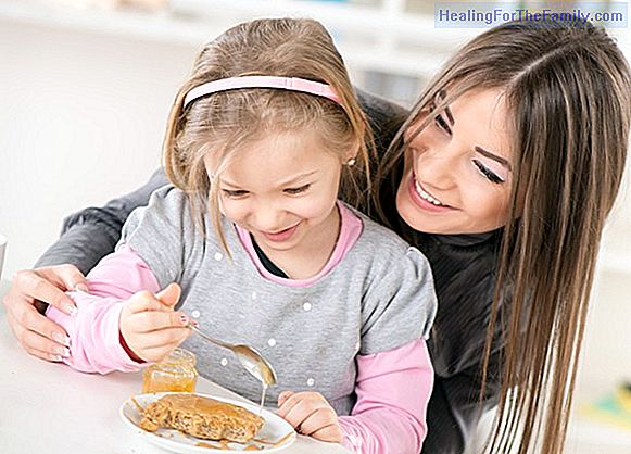 Honey in the diet of children