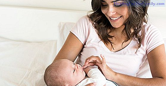 Start of breastfeeding. What the new mom needs to eat