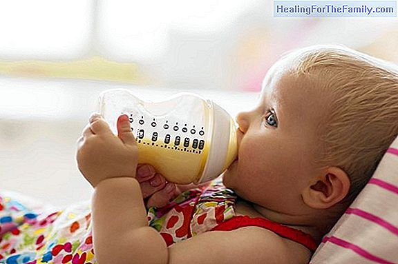 The rise of milk in breastfeeding