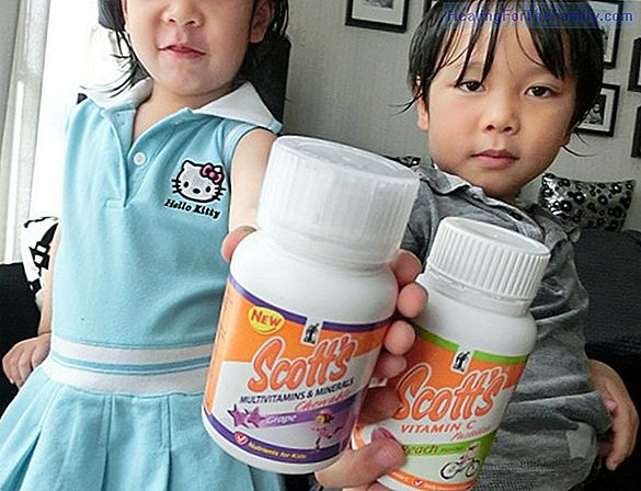 Vitamin supplements for children, are they necessary?