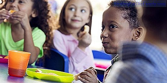 Why children eat better at school