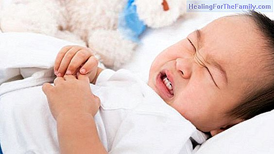 Infant gastritis. Causes and symptoms