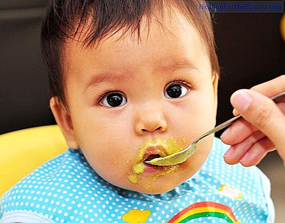 Complementary feeding in children with Down syndrome
