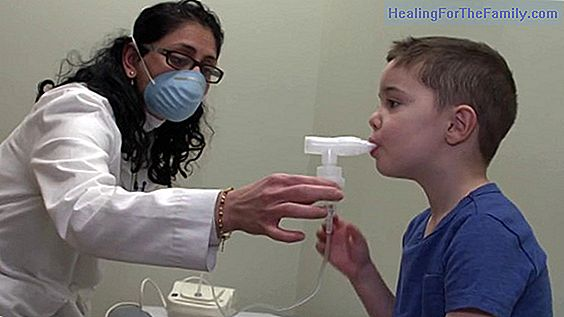 Influenza in children. When to go to the pediatrician?