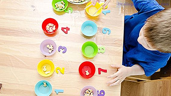 Games to stimulate the vision of babies from 6 to 10 months