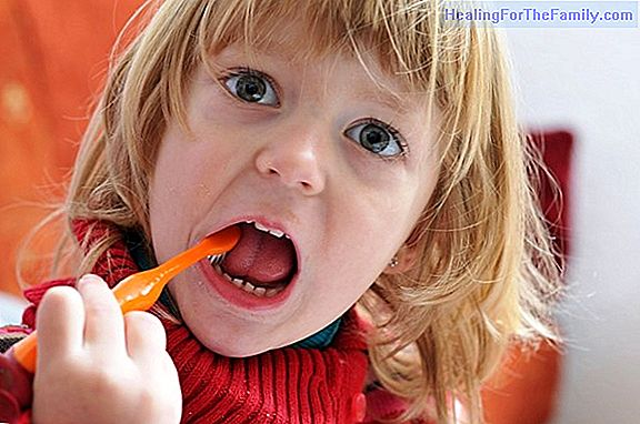 How to avoid the bad breath of children