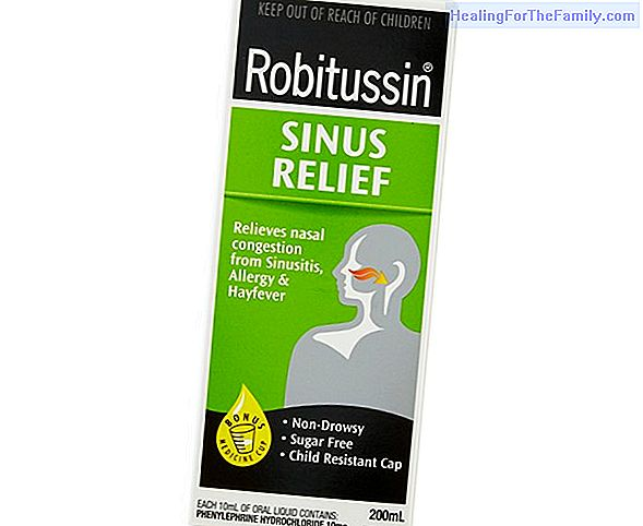 Relieve nasal congestion in children