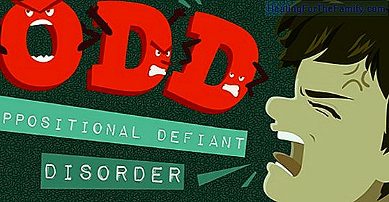 Treatment for Negative Defiant Disorder in children