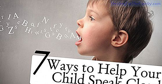 When the 3-year-old child does not speak