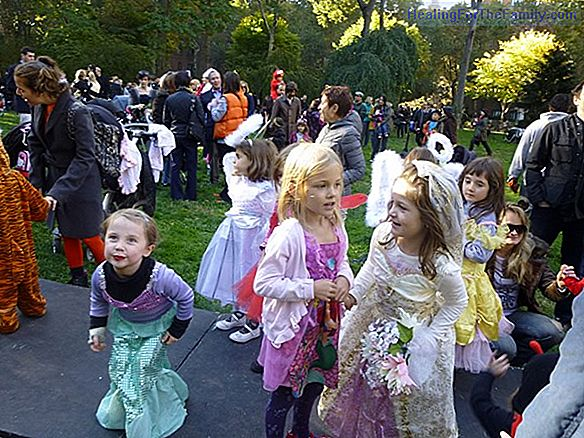 5 Children's games to face fears on Halloween