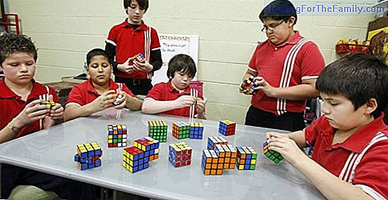 Benefits of playing Rubik's cube for children
