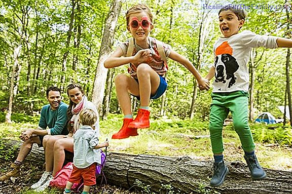 Camping games for children