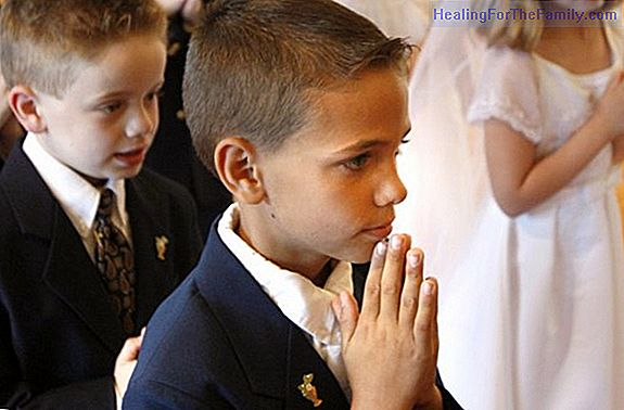 Crafts for the First Communion of the children