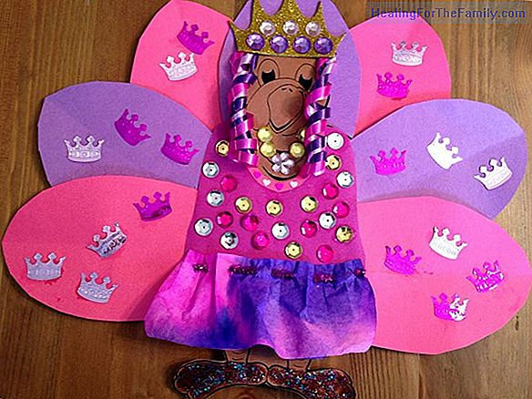 Fairy wings. Costume crafts for children
